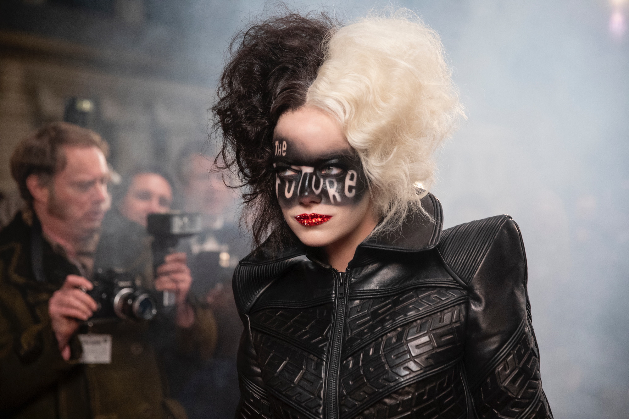 'Cruella': Emma Stone Reveals Her Favorite Dress in the Movie