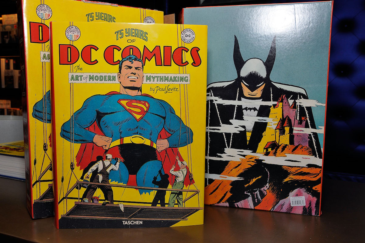 DC Comics titles