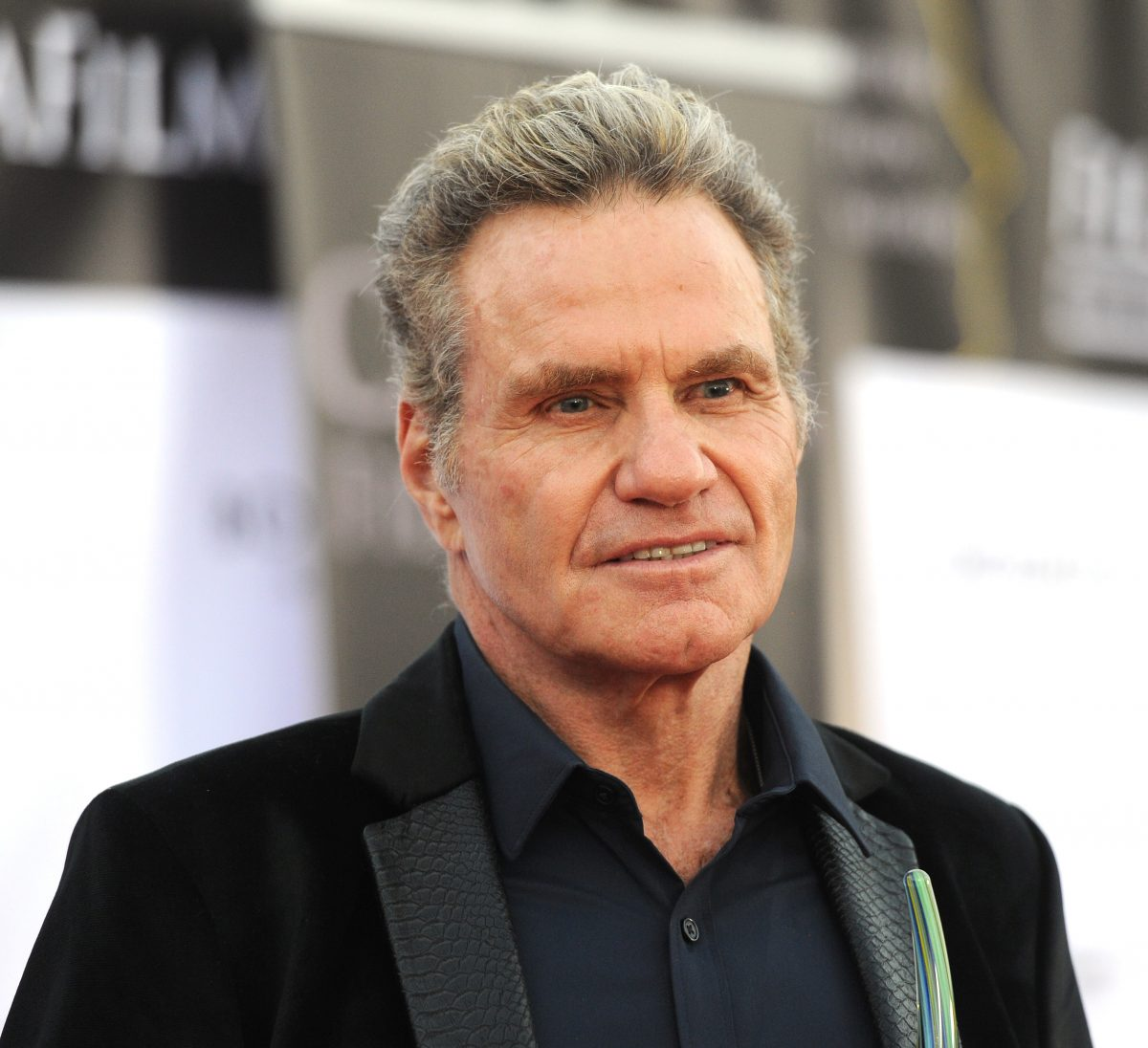 'Cobra Kai' star and 'DWTS' competitor Martin Kove arrives at the Catalina Film Festival honoring him with a Career Tribute held at Scottish Rite Event Center
