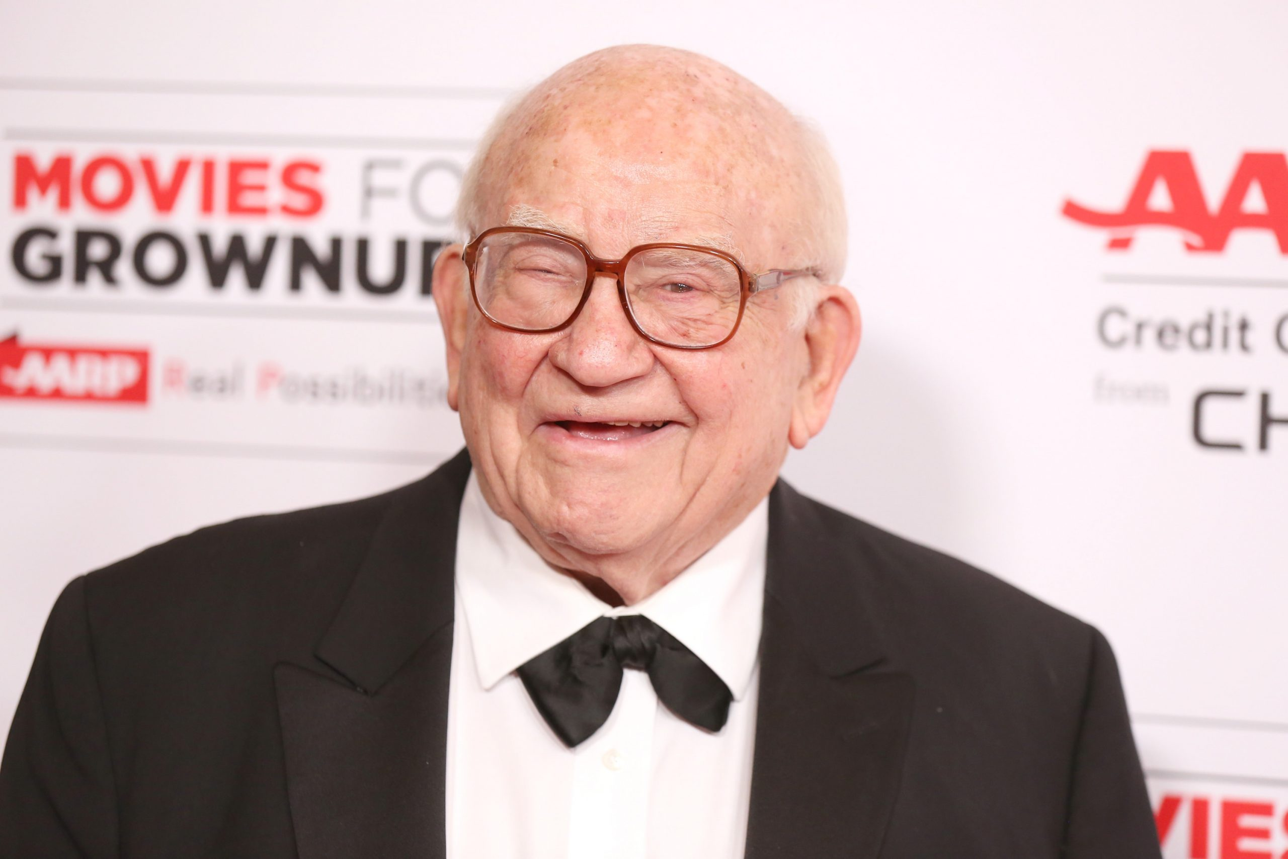 The late actor Ed Asner