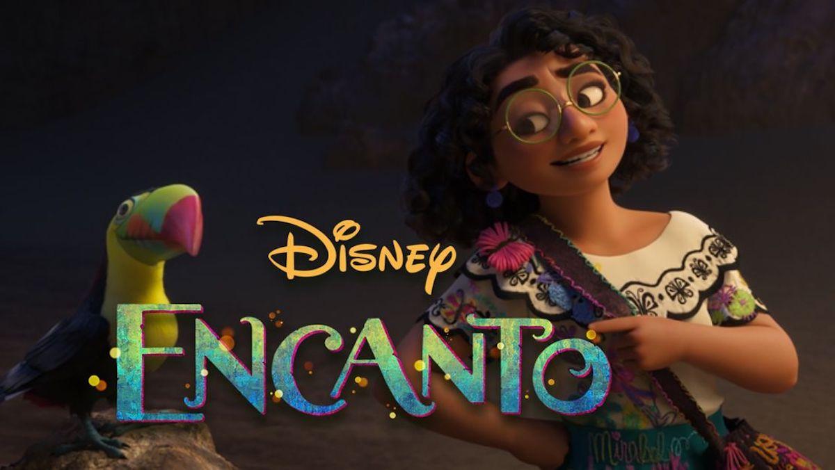 'Encanto' is the new Disney movie