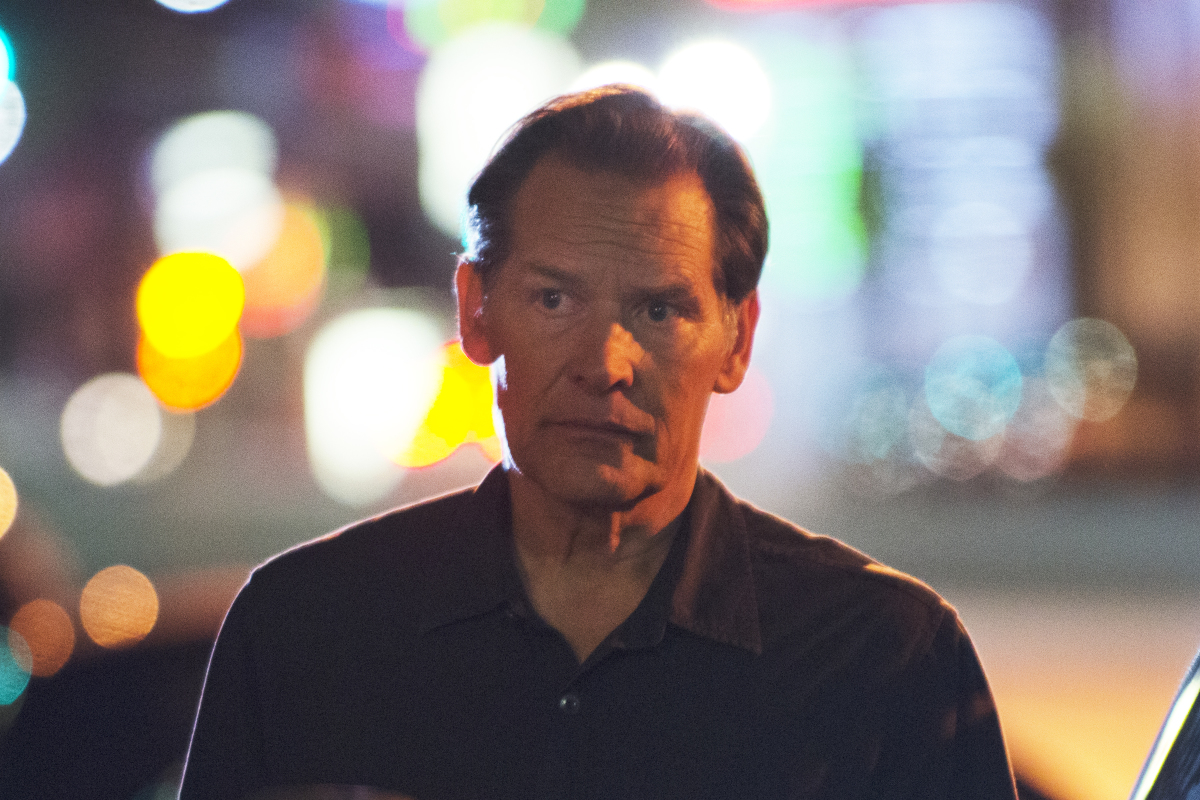 Harry played by James Remar in Dexter