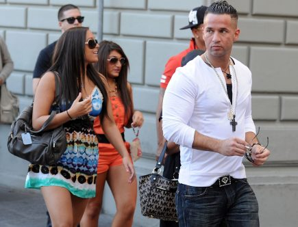 'Jersey Shore' Fans Are Living for This Throwback Moment of Mike 'The Situation' Sorrentino and Deena Cortese