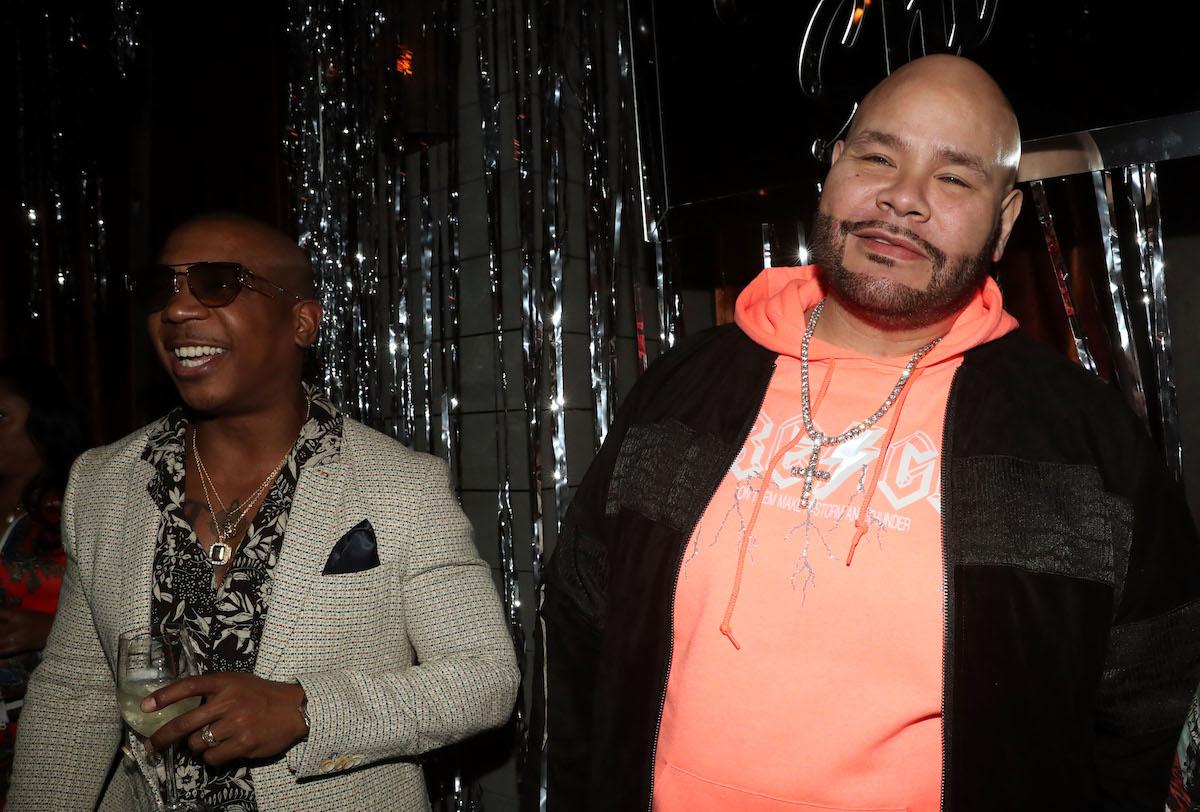 Ja Rule and Fat Joe