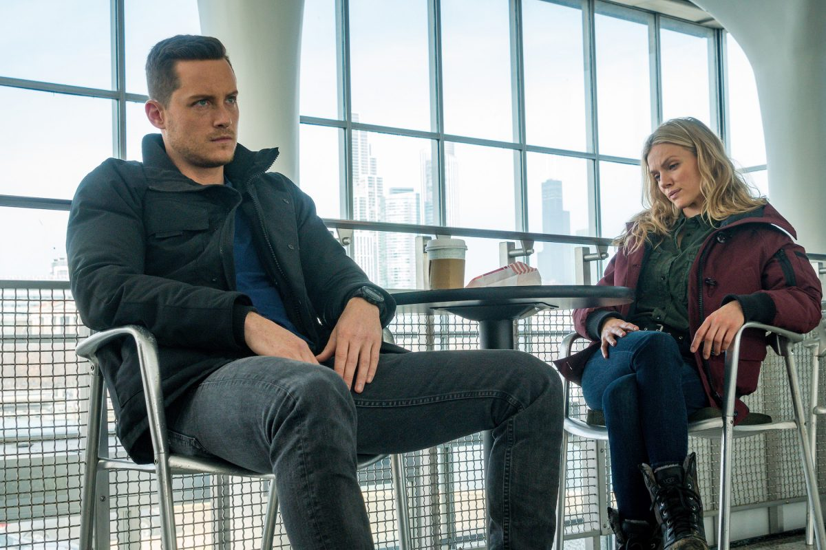 Jay Halstead and Hailey Upton from 'Chicago P.D.' Season 9