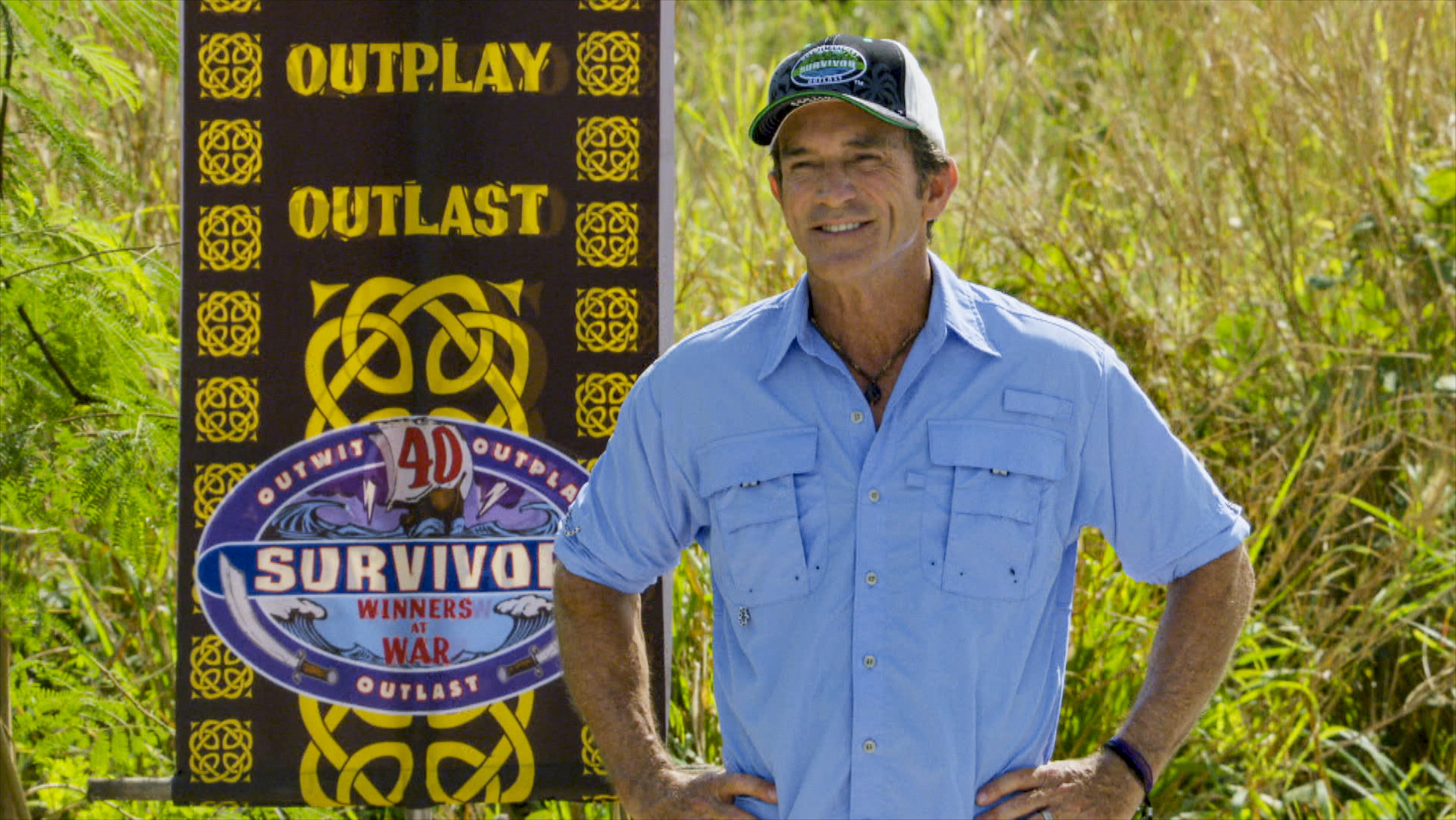 Jeff Probst on 'Survivor' - the 'Survivor 41' host introduced a new weekly game for viewers