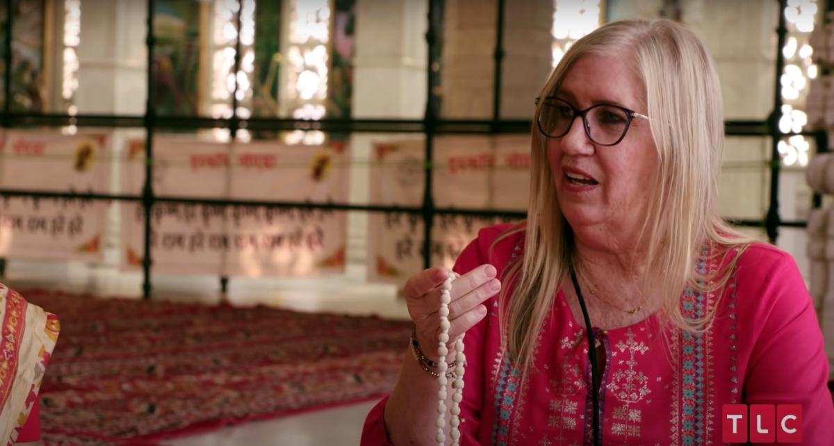 Jenny Slatten becoming a Hare Krishna devotee on '90 Day Fiancé: The Other Way' Season 3