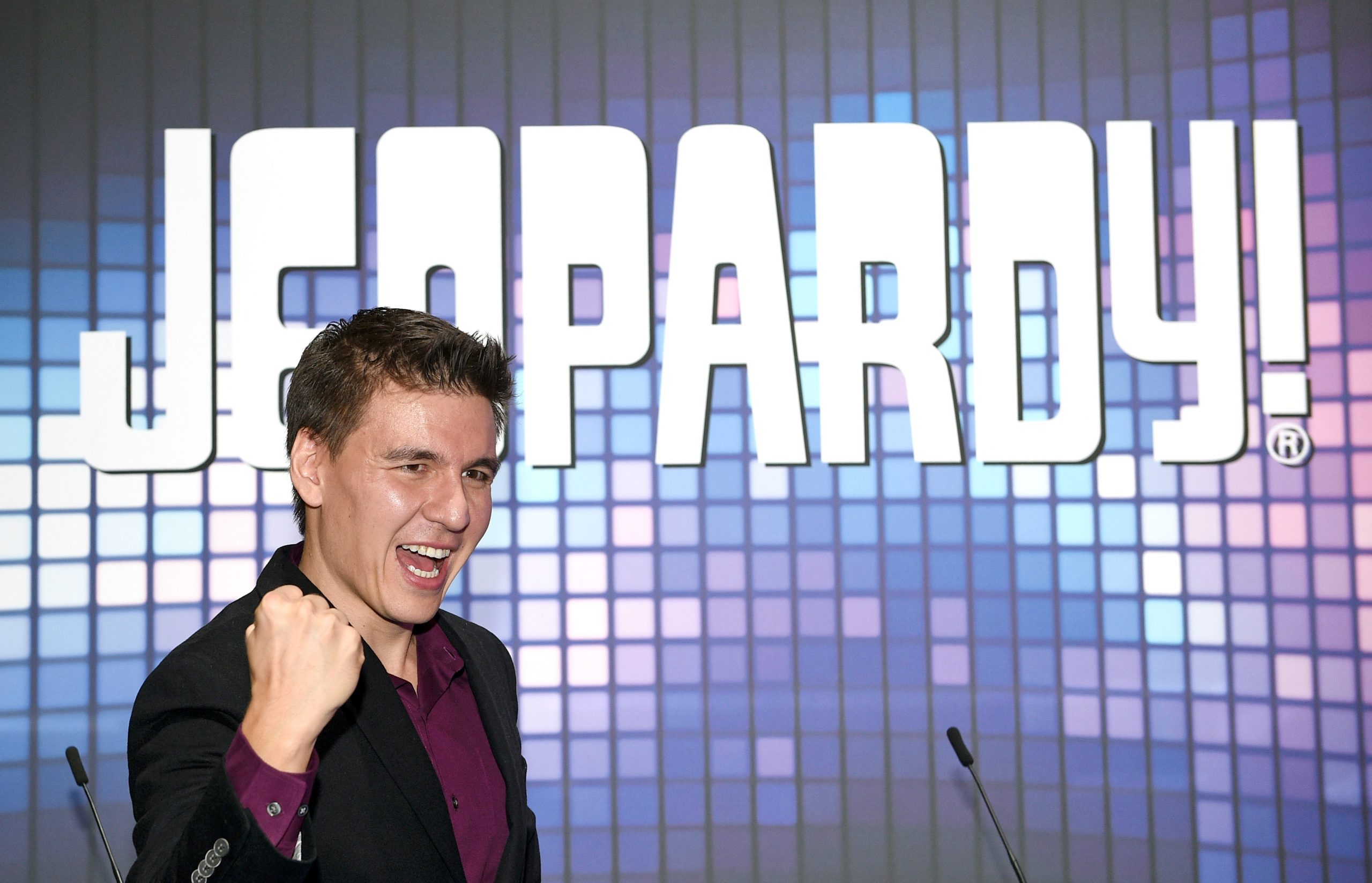 'Jeopardy!' champ James Holzhauer