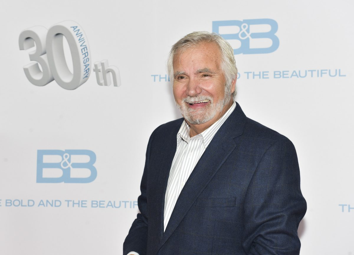 'The Bold and the Beautiful' actor John McCook at the show's 30th anniversary celebration in March 2017.