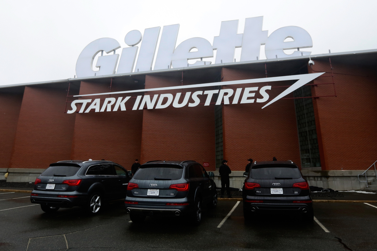 Gillette And Stark Industries Debut Avengers-inspired Technology