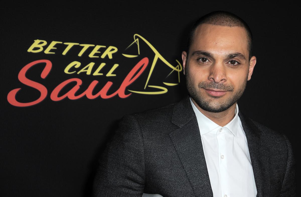 Michael Mando at 'Better Call Saul' season 2 premiere