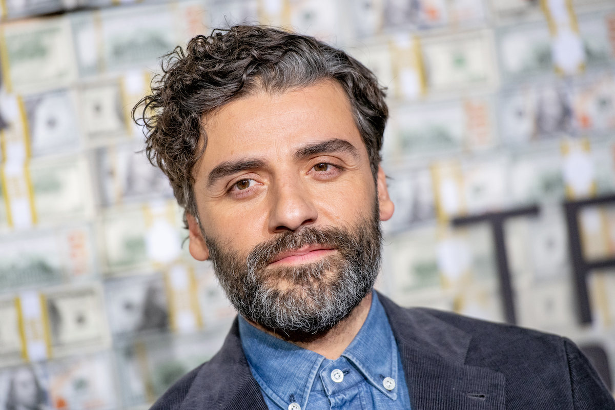 """NEW YORK, NEW YORK - MARCH 03: Oscar Isaac attends the """"Triple Frontier"""" World Premiere at Jazz at Lincoln Center on March 03, 2019 in New York City."""