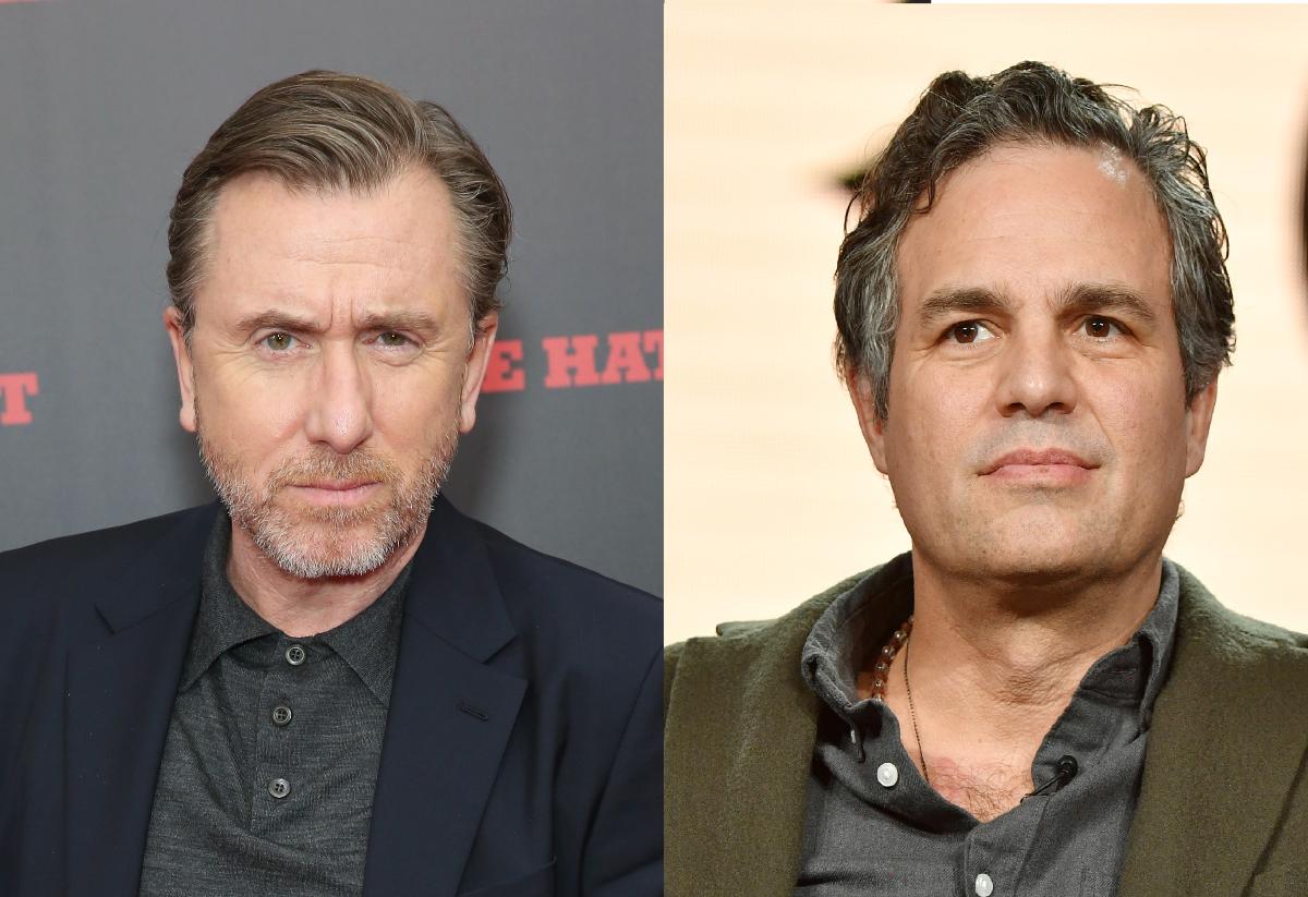 R to L: 'She-Hulk' stars Tim Roth and Mark Ruffalo