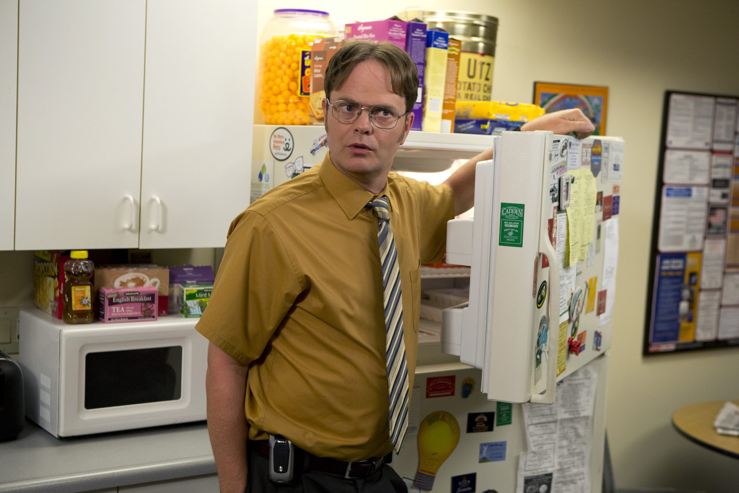 'The Office': 1 Emotional Moment Defines the Show for Rainn Wilson