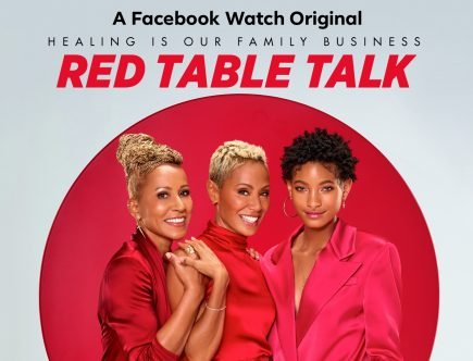 Jada Pinkett Smith's 'Red Table Talk' Returns to Facebook Watch with Triple the Head Shaving