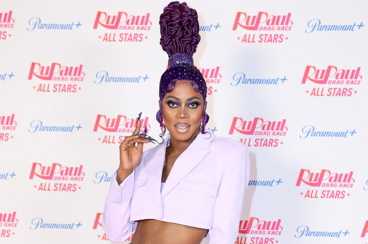 'RuPaul's Drag Race All Stars 6' queen Ra'Jah O'Hara at the finale