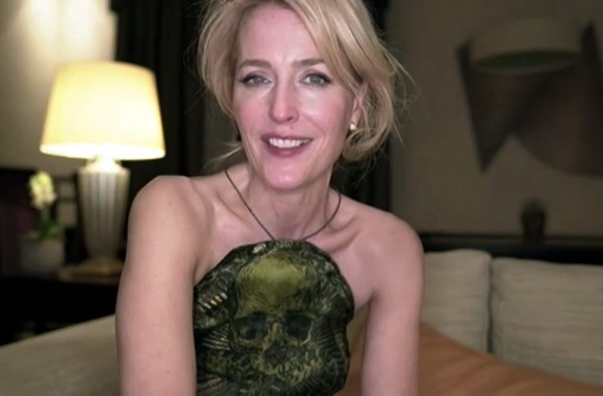 How Old Is 'The Crown' Actor Gillian Anderson and How Many Times Has She Been Married?