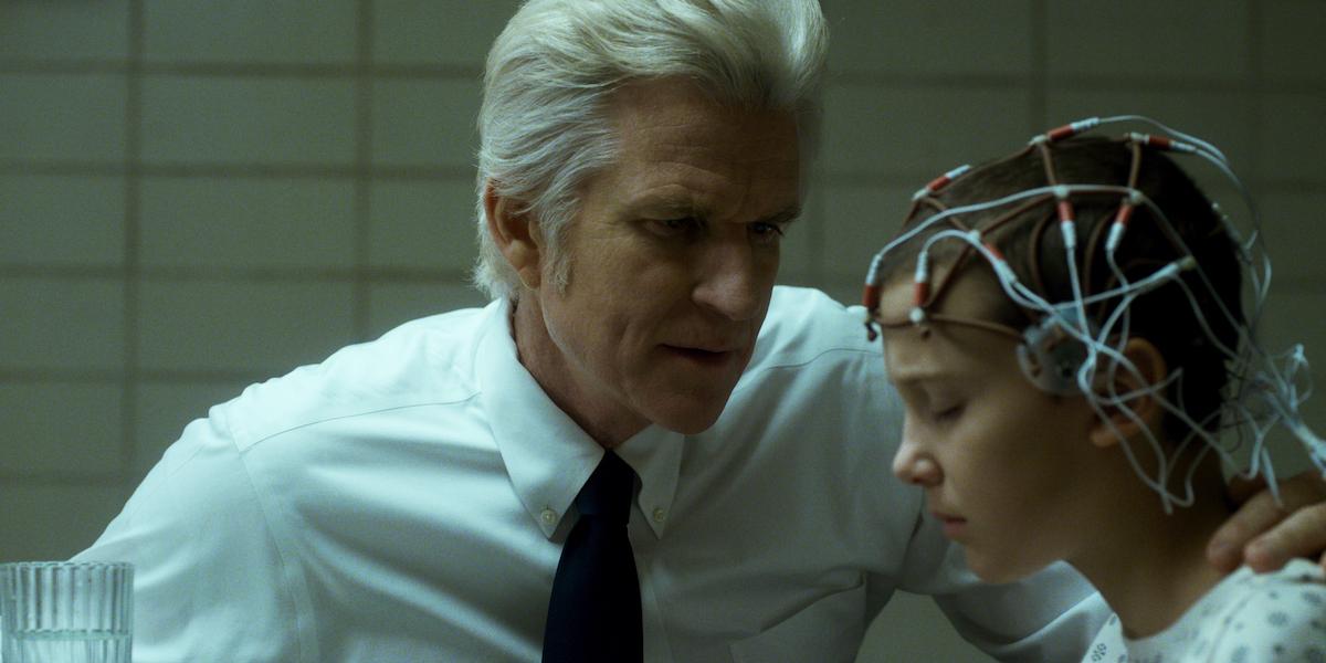 Matthew Modine as Dr. Brenner in 'Stranger Things' Season 1