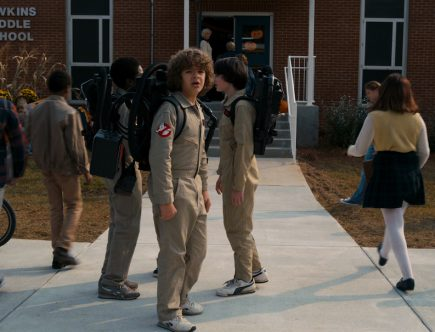 'Stranger Things': The Surprising Way Producer Shawn Levy Got Permission to Use the 'Ghostbusters' Costumes