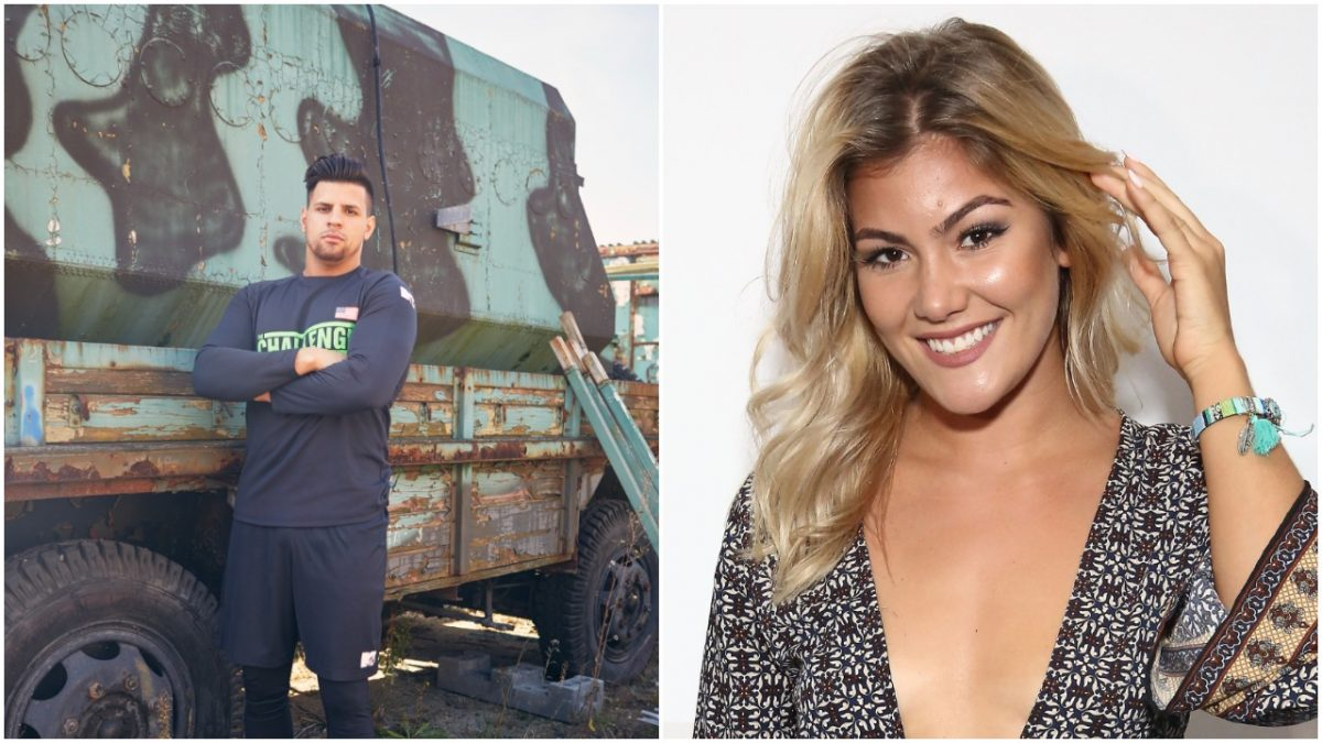 Fessy Shafaat poses for 'The Challenge: Total Madness' cast photo; Tori Deal attends 'Are You the One?' 4 premiere