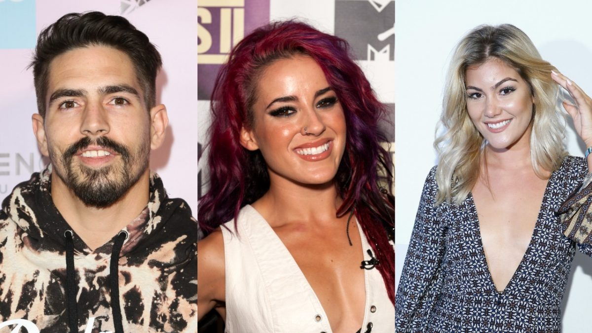 """Jordan Wiseley attends the grand opening of the Museum Of Selfies; Cara Maria Sorbello attends MTV's """"The Challenge: Rivals II"""" Final Episode and Reunion Party; Tori Deal attends """"Are You The One?"""" New York Premiere"""