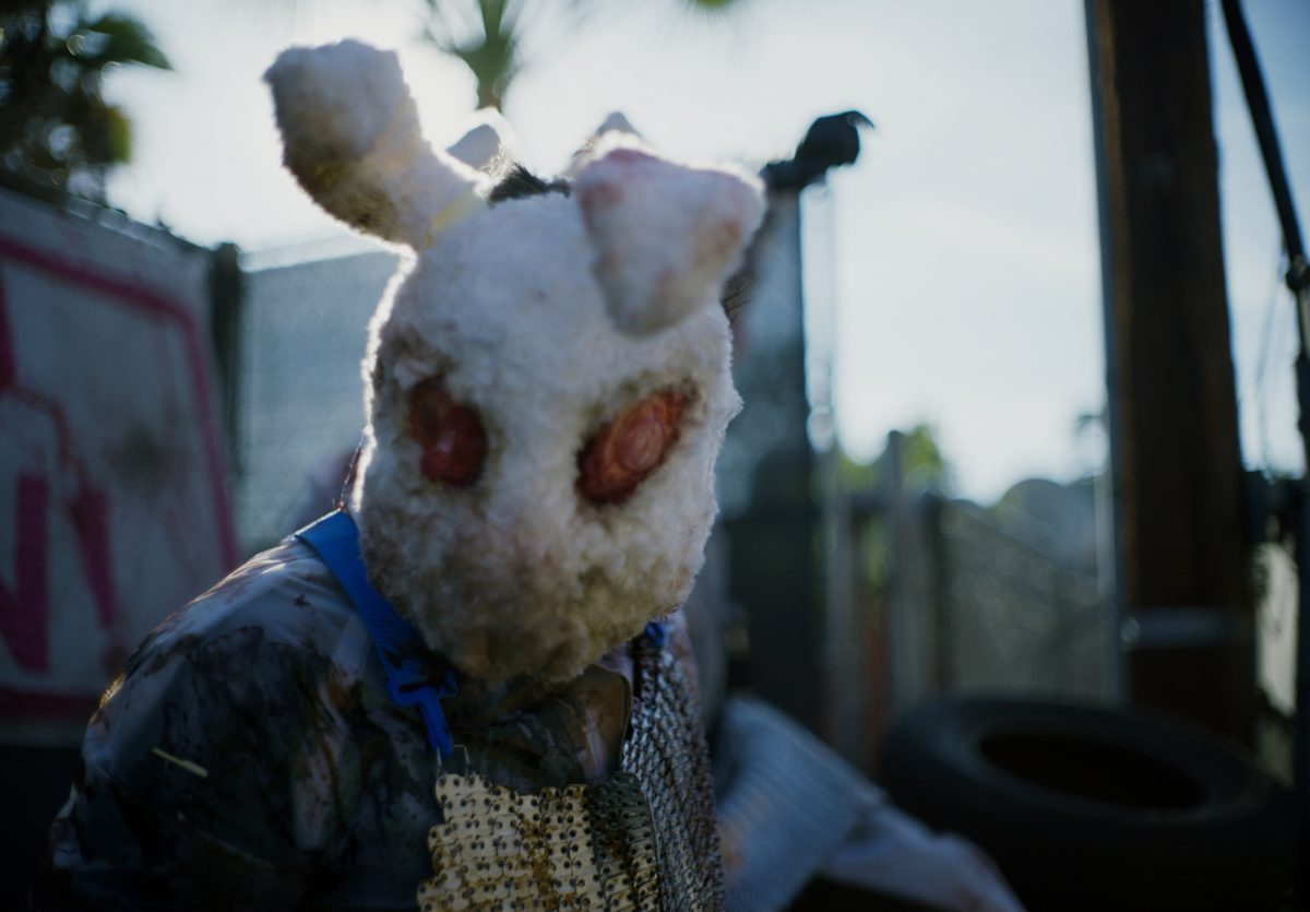 'The Forever Purge' bunny purgers