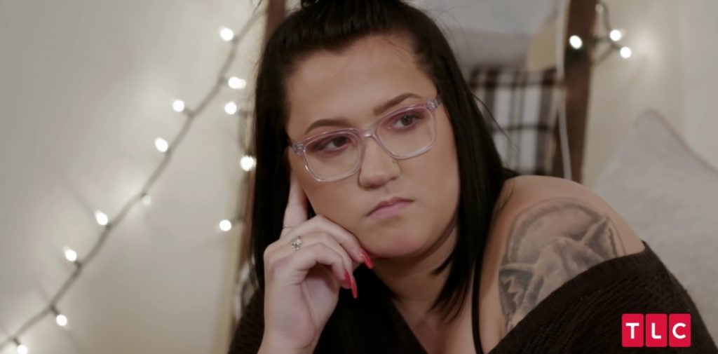 Rebecca Parrotts's daughter, Tiffany Smith on '90 Day Fiancé'