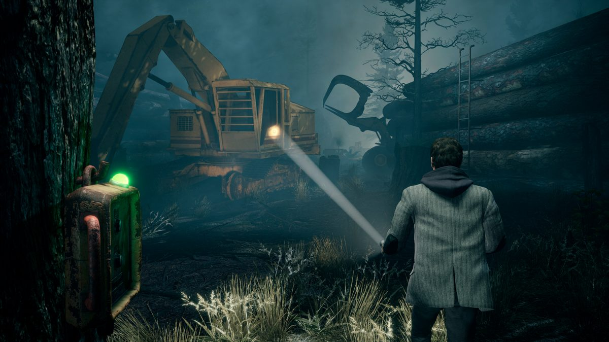 Alan Wake Remastered': 3 Similar Games to Play Before Release Day