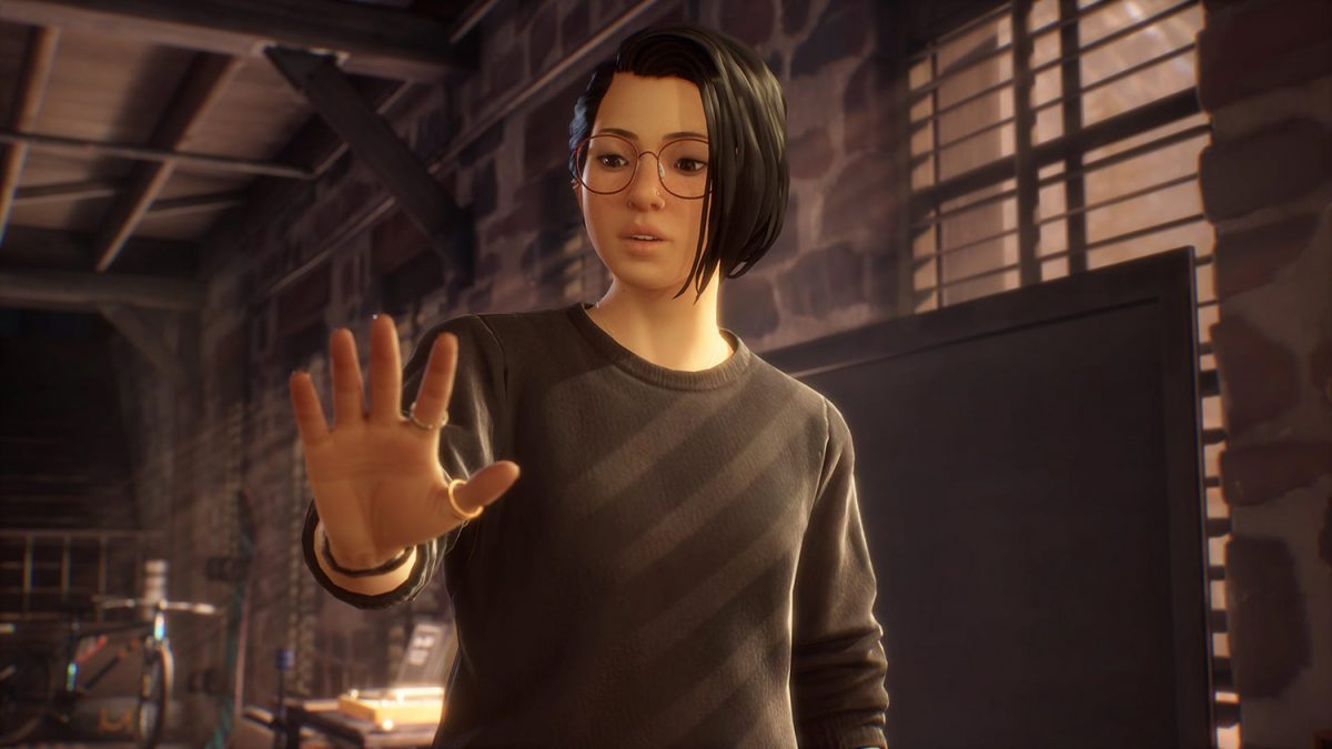 Life Is Strange: True Colors protagonist Alex Chen uses her power