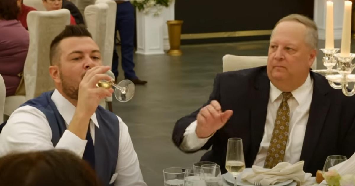 90 Day Fiancé stars Charlie Potthast and Chuck Potthast attend Andrei Castravet and Elizabeth Potthast's wedding on