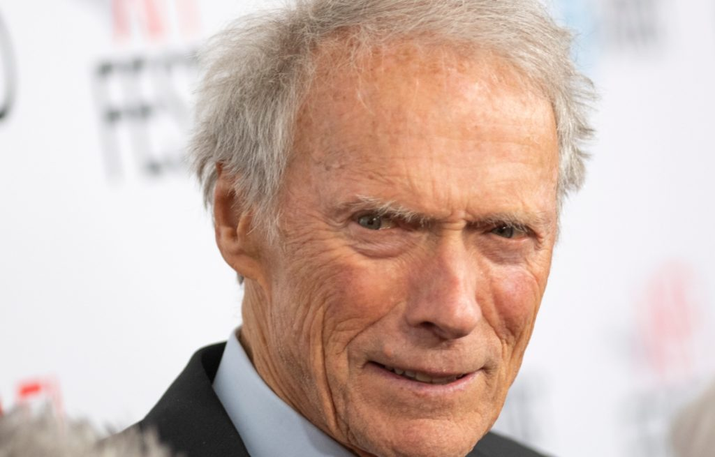 Clint Eastwood at 'Richard Jewell' premiere