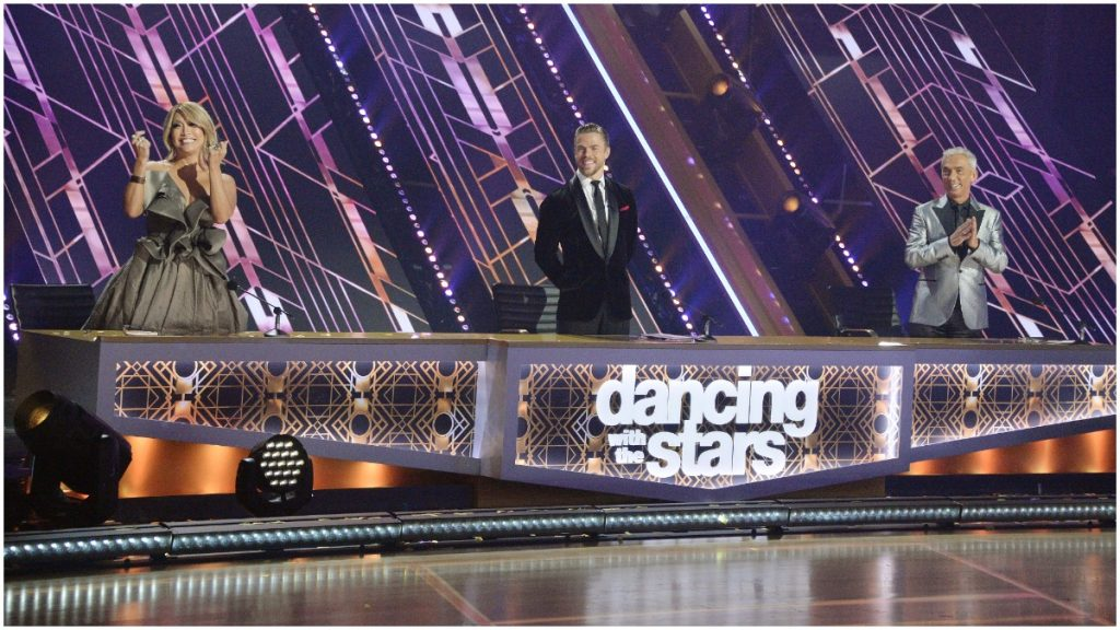 """Derek Hough has won """"Dancing With the Stars"""" a record winning six times."""