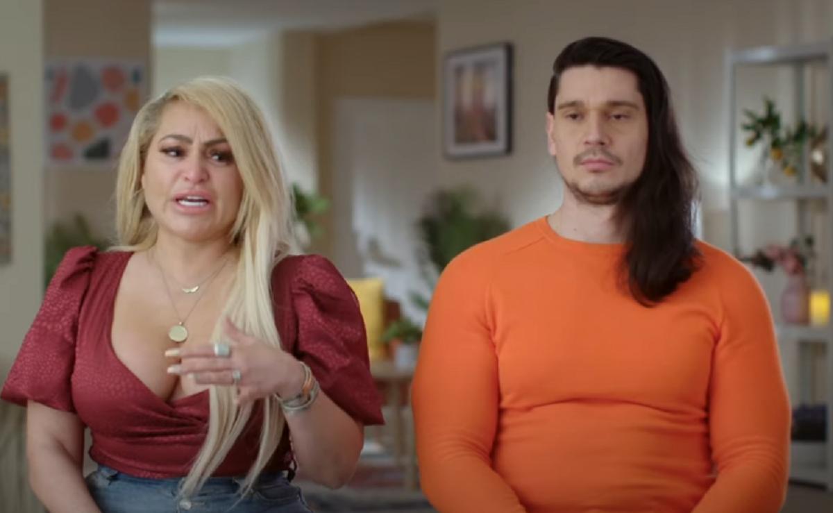 Darcey Silva and Georgi Rusev argue on 'Darcey & Stacey'