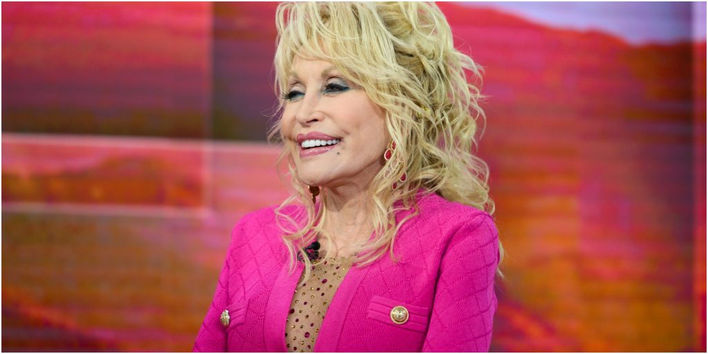Dolly Parton will present one of the final 2021 Emmy TV broadcast awards.