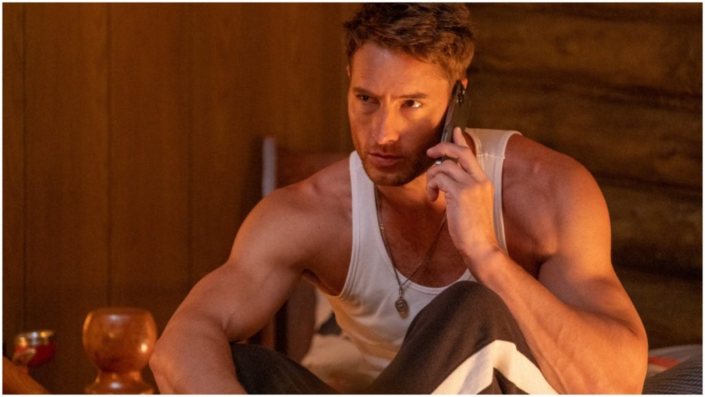 Justin Hartley will executive produce and star in The Never Game for CBS.