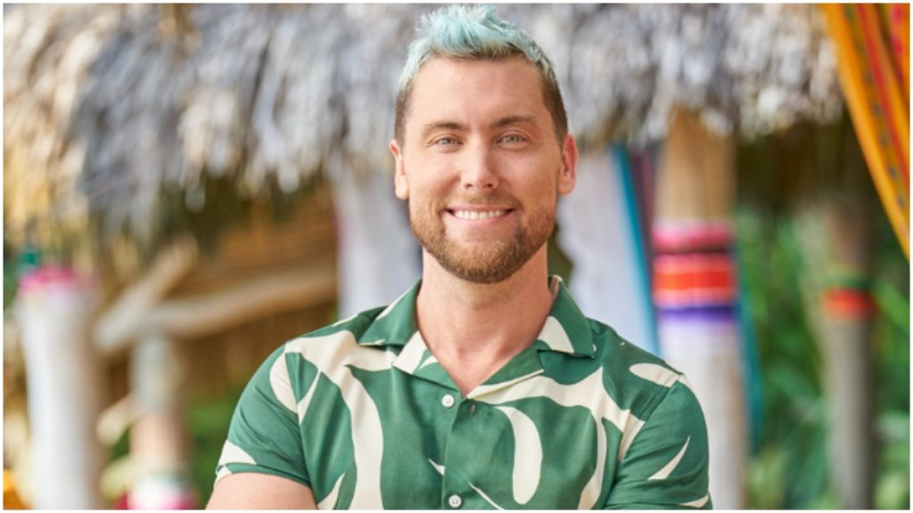 Lance Bass appeared as host of Bachelor in Paradise.