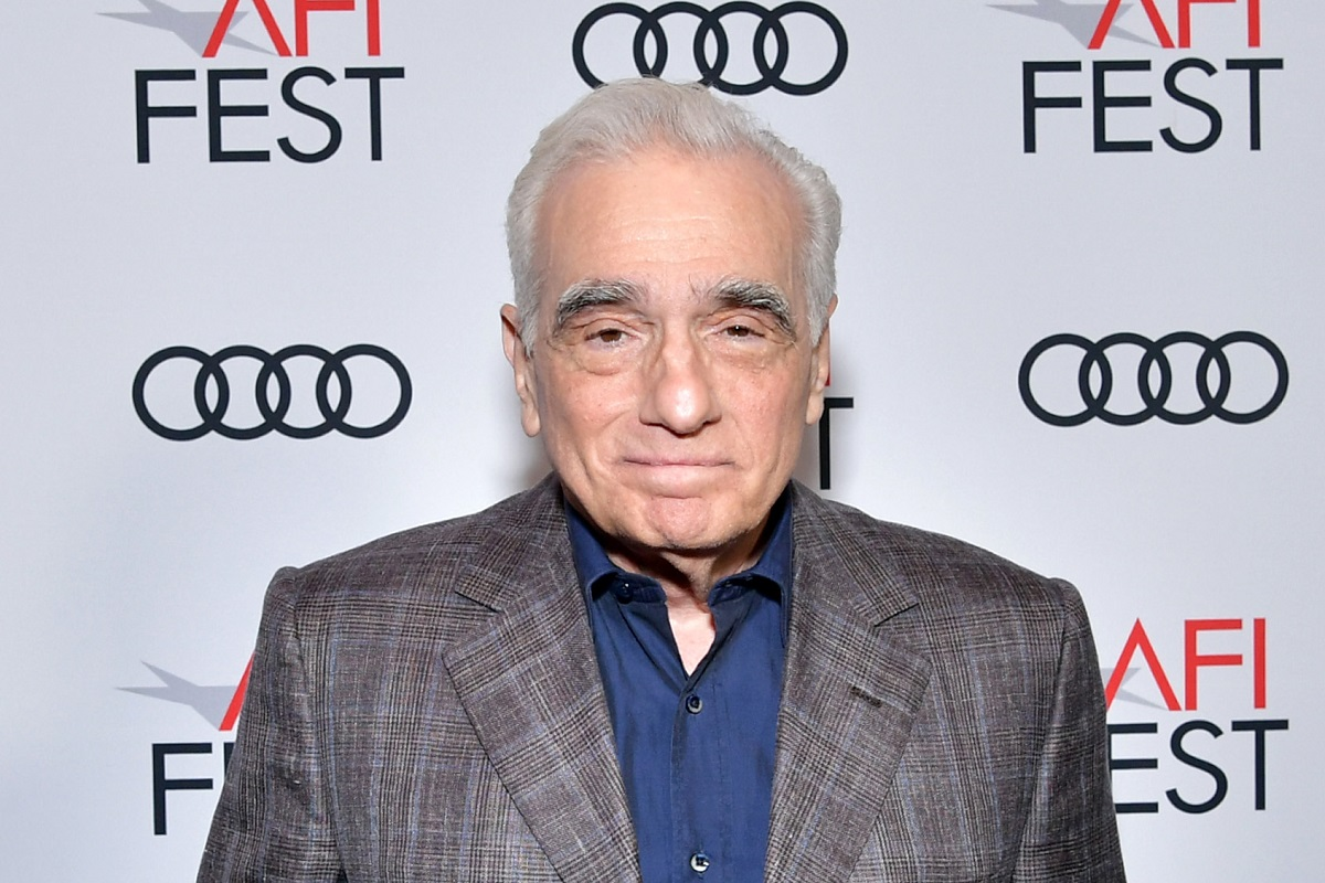 Martin Scorsese in 2019