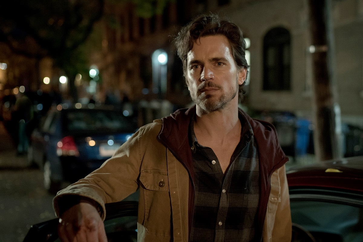 Matt Bomer as Jamie Burns in 'The Sinner' Season 3