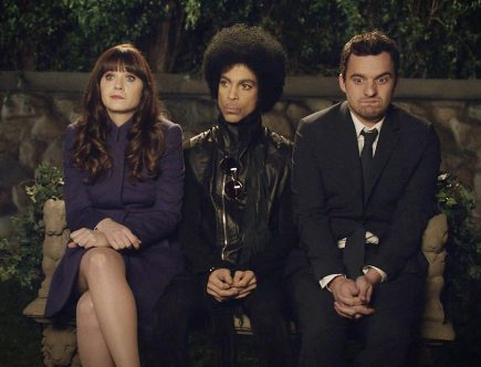'New Girl': Jake Johnson Describes Working with Prince as 'an Out-of-Body Experience'
