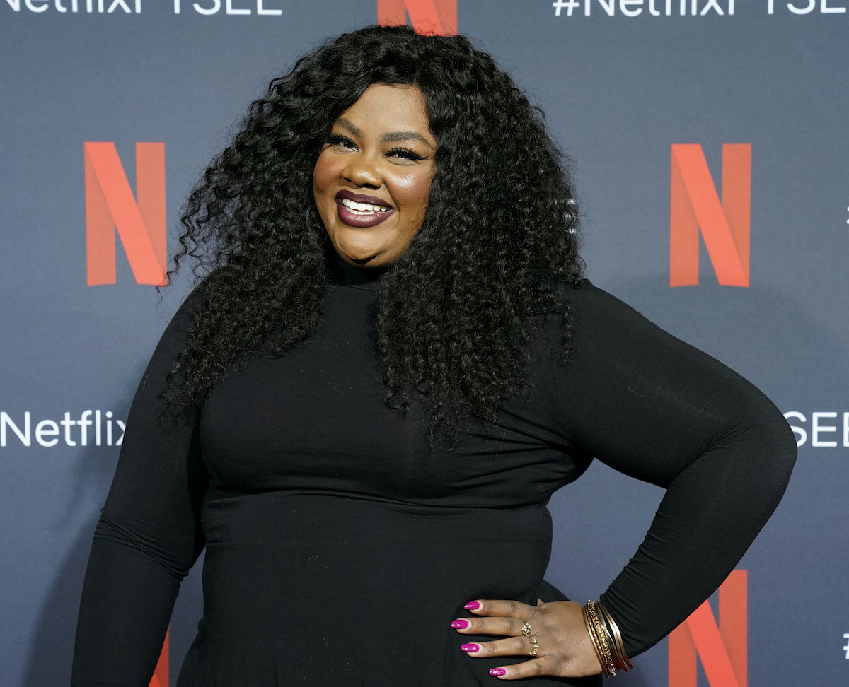 Nicole Byer attends the Netflix FYSEE Food Day at Raleigh Studios on May 19, 2019 in Los Angeles, California. For 'Nailed It!'