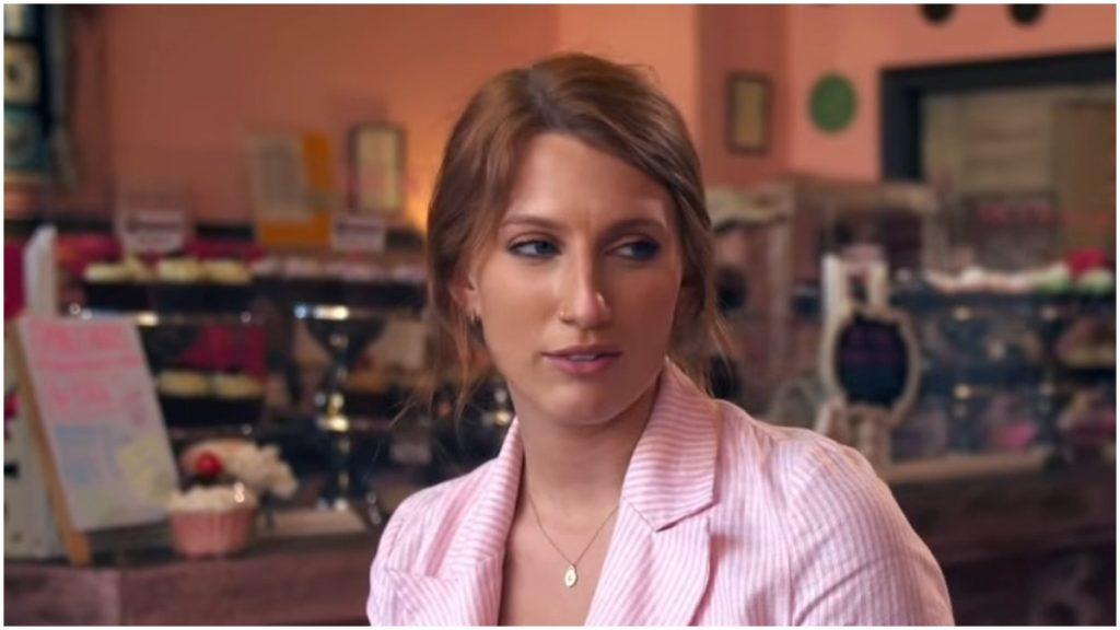 Olivia Plath talks about motherhood in a TLC clip.