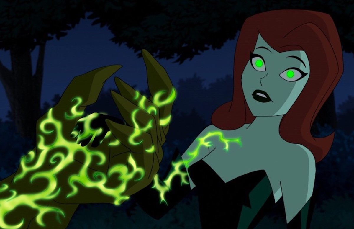 Poison Ivy in 'Batman and Harley Quinn'