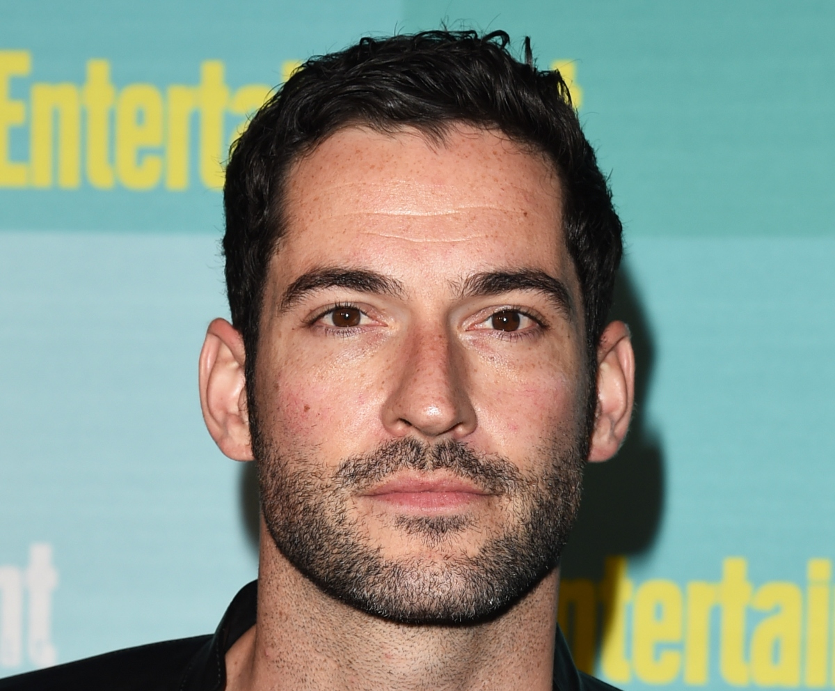 Tom Ellis attends Entertainment Weekly's Comic-Con 2015 party