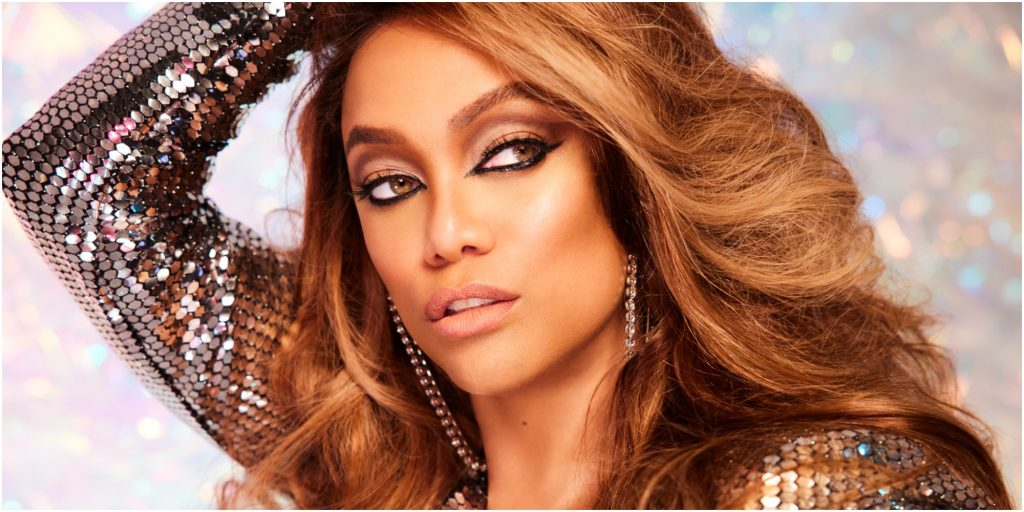 """Tyra Banks is proud of this one """"DWTS"""" celebrity for joining the show."""