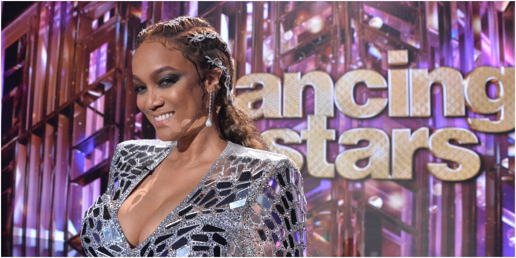 """Viewers of """"Dancing With the Stars"""" are still angry Tyra Banks is the host of the series."""
