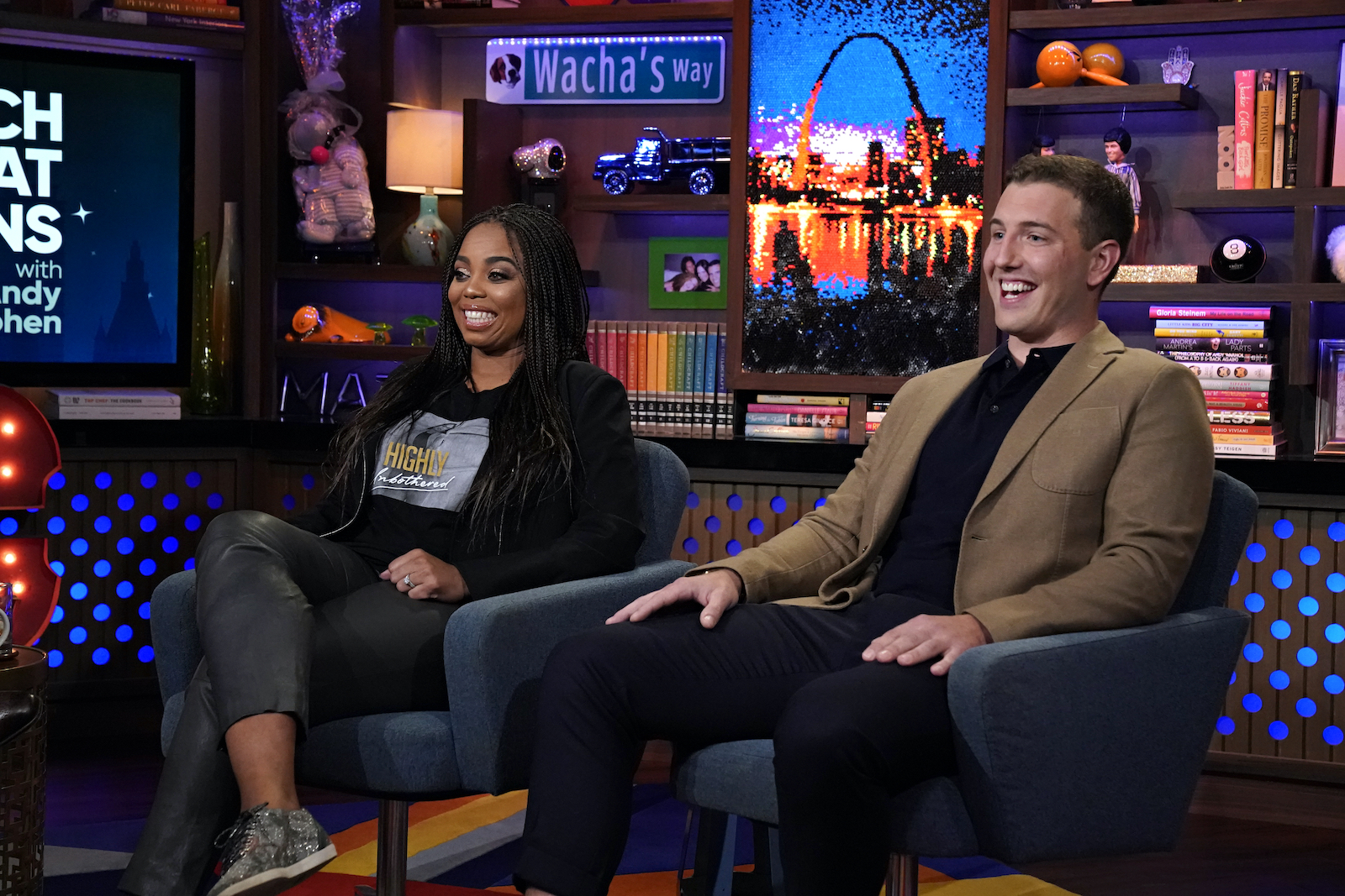 Jemele Hill from Below Deck revealed that producers get the drinks flowing