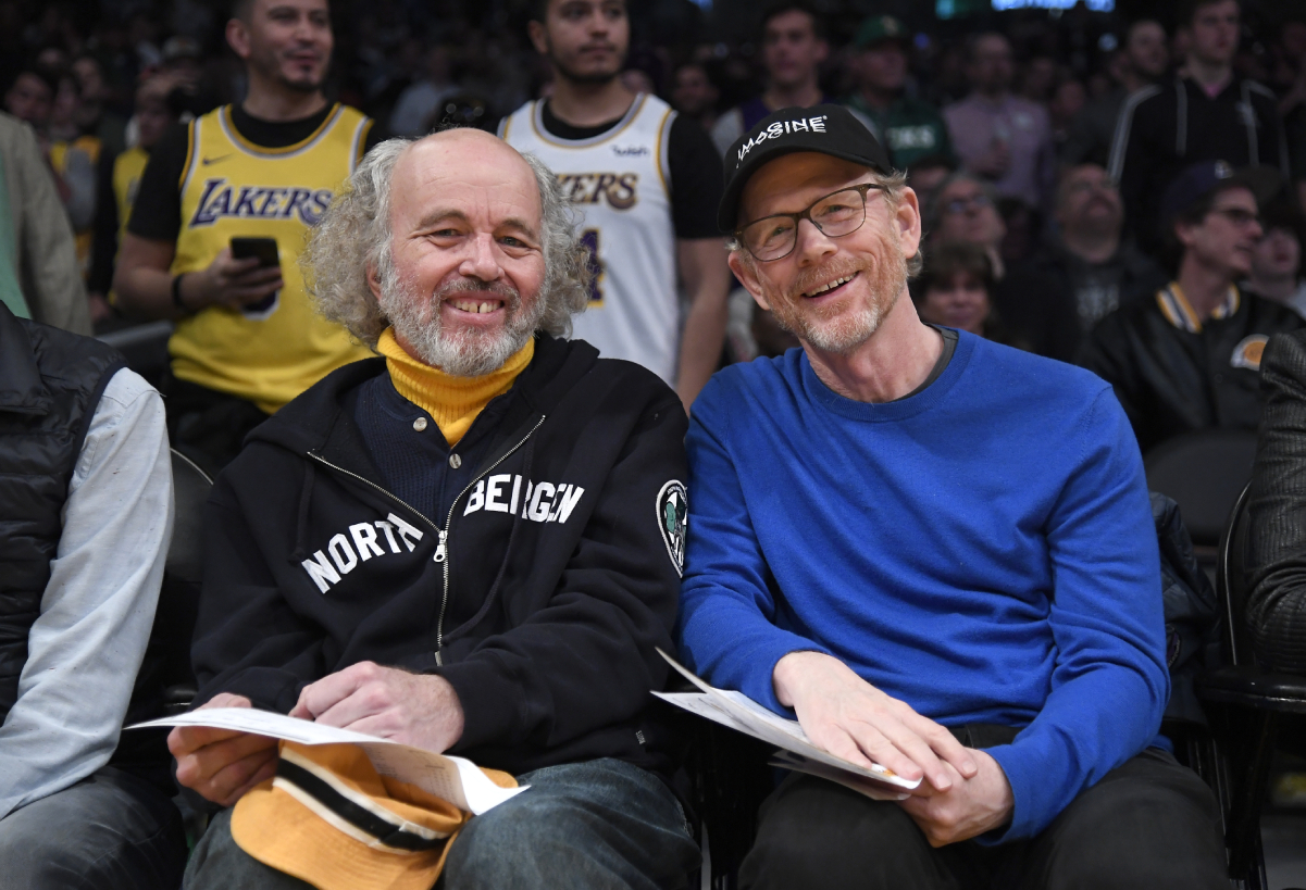 Brothers Clint and Ron Howard just published their joint memoir, 'The Boys.'