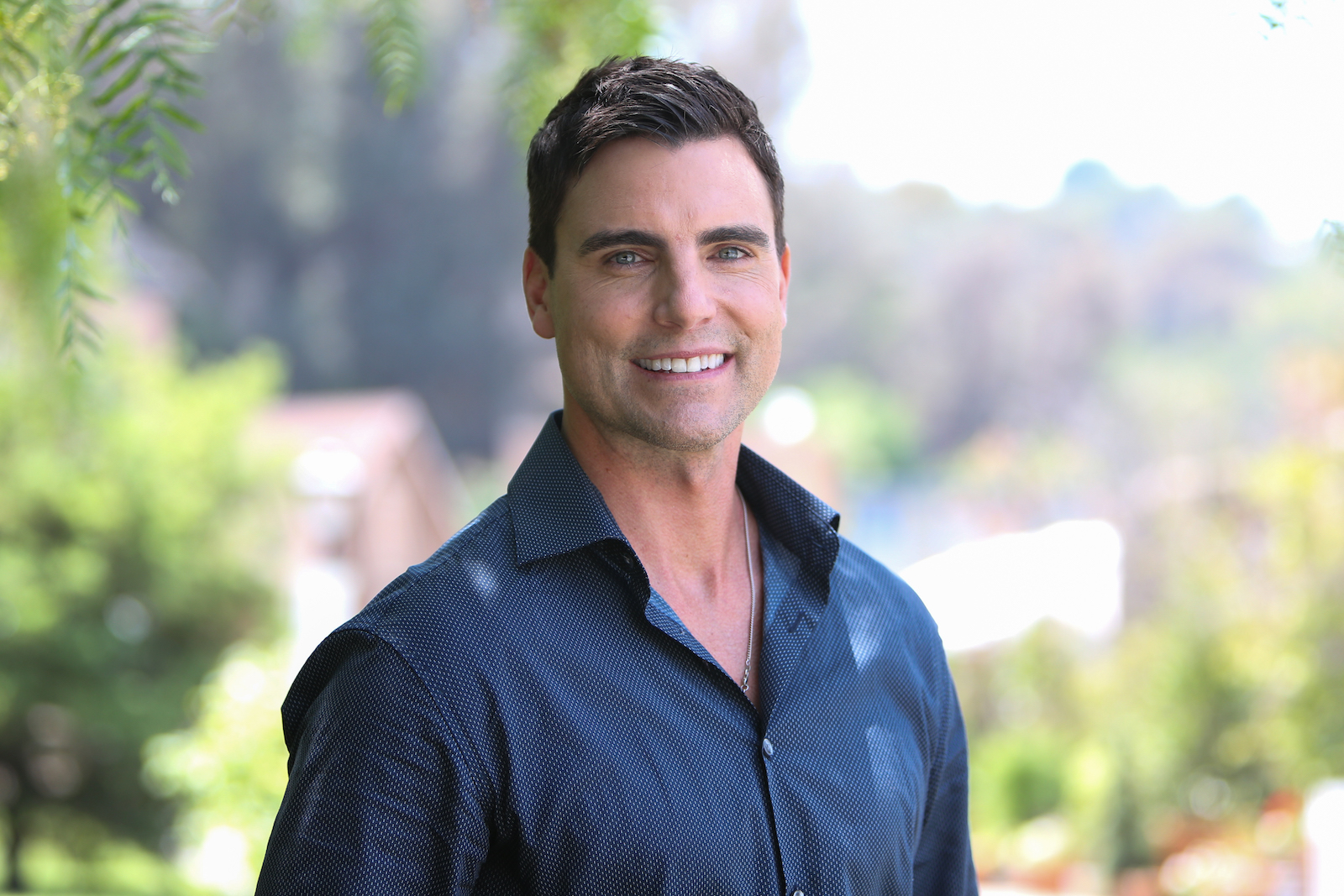 Something Borrowed Colin Egglesfield has a resemblance to actor Tom Cruise