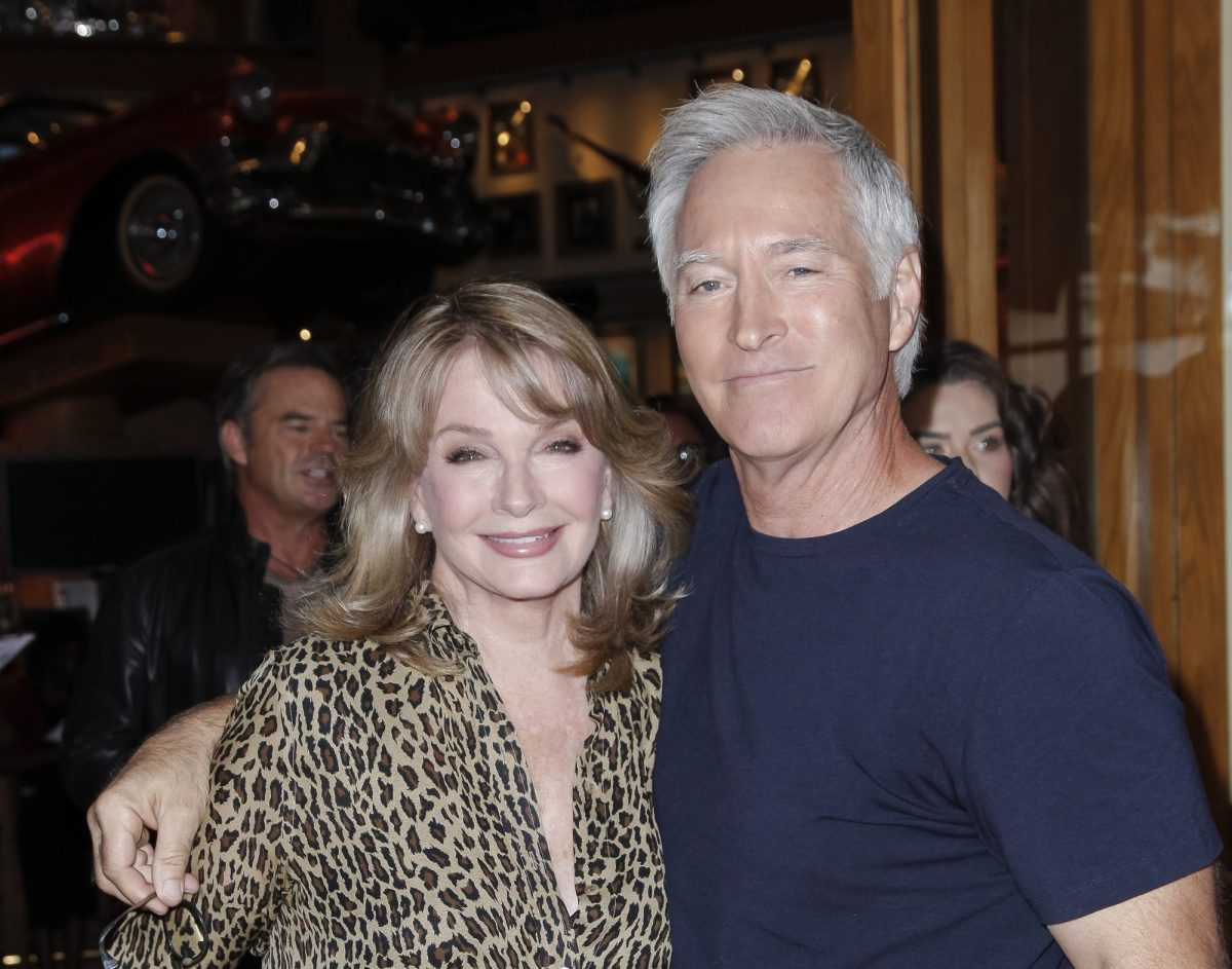 Days of Our Lives spoilers focus on Deidre Hall, pictured here in a leopard shirt