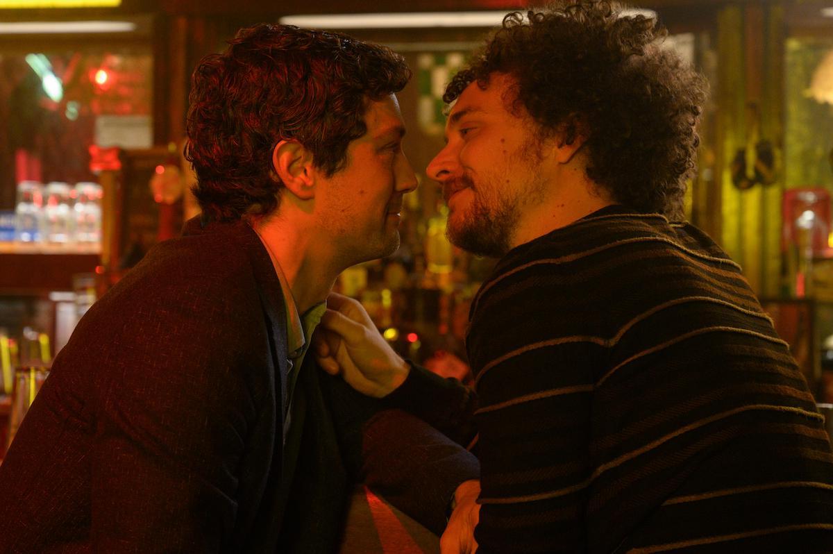 High Fidelity, Episode 108: Christian Coulson as Ben and David H. Holmes as Simon